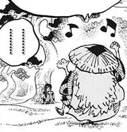 Kawamatsu's Kappa Dance