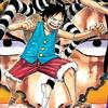 Luffy Penampilan Impel Down