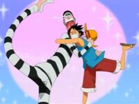 Luffy vs bentham