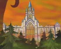 Mihawk's Castle