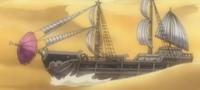 Nave pirati del deserto