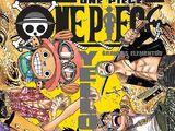 One Piece Yellow: Grandes Elementos
