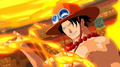 One Piece Unlimited World Red Ace Apparition