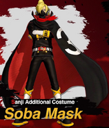 Soba Mask Pirate Warriors 4