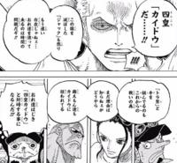 Zoro critica la decisión de Sanji