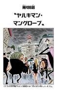Coloreado Digital del Capítulo 496