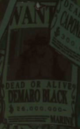 Demaro Black's Wanted Poster