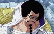 Sengoku Resting After the Battle