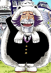 Wapol's Omnivorous Hurrah Fifth Outfit in Colored Manga