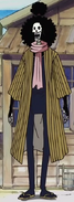 Brook Boss Luffy Historical Arc Outfit