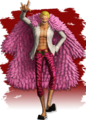 Doflamingo Pirate Warriors 4
