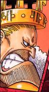 Elizabello II's Manga Color Scheme