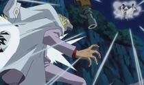 Luffy Defeats Prodi With Gomu Gomu no Jet Bazooka