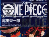 Databooks One Piece/Blue : Grand Data File