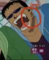One Piece Corée tatouage censuré