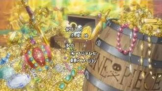 "One Piece Opening 9 VOSTFR HD ""Jungle P"""