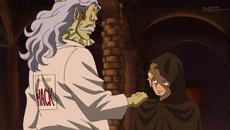 Sabo y Hack en el Coliseo