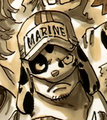 Dalmatian as a Young Marine.png