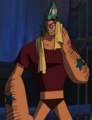 Franky Post Enies Lobby Arc Outfit