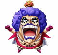 Ivankov One Piece Romance Dawn