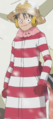 Luffy's Second Outfit Punk Hazard Arc