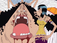 Robin sconfigge Yama