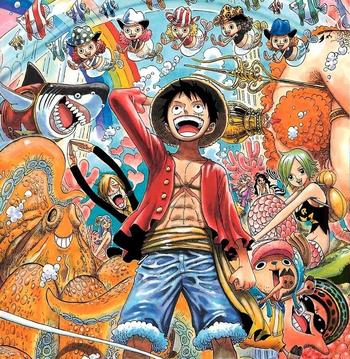 Saga de la isla Gyojin