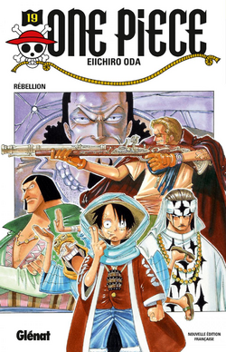 Tome 19 Couverture VF Infobox