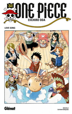 Tome 32 Couverture VF Infobox