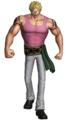 Bellamy Pirate Warriors 3