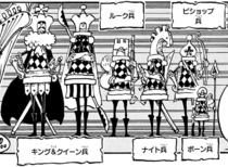 Chess Soldiers