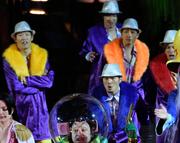 Disco's Premier Show Henchmen