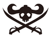 Giant Warrior Pirates' Jolly Roger