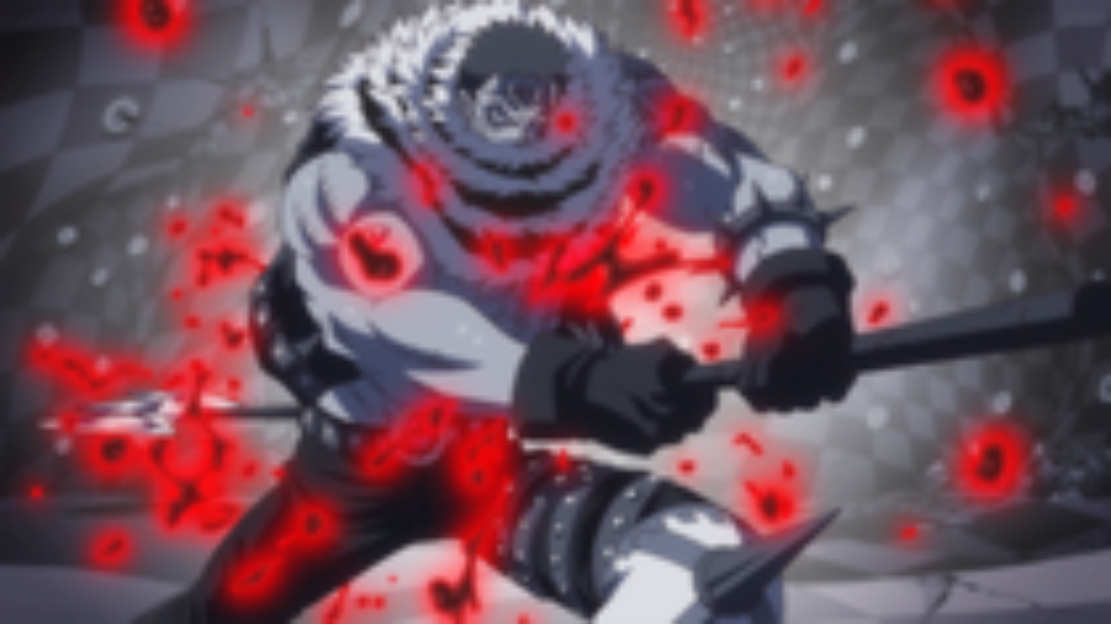 Katakuri se atraviesa a sí mismo