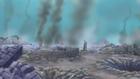 Les ruines après le Buster Call