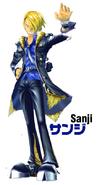 Sanji Unlimited Cruise