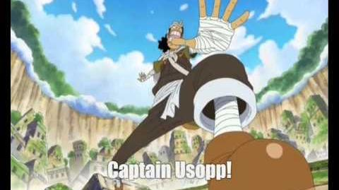 Usopp DROP!