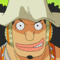 Usopp Post Timeskip Anime Portrait