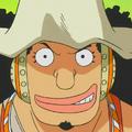 Usopp Post Timeskip Anime Portrait