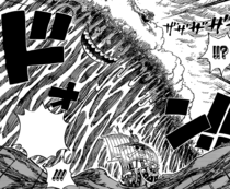 Big Mom Makes a Giant Wave