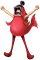 Luffy Pirate Warriors 3 Fish Disguise