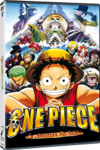 One Piece Movie 4 DVD Spain
