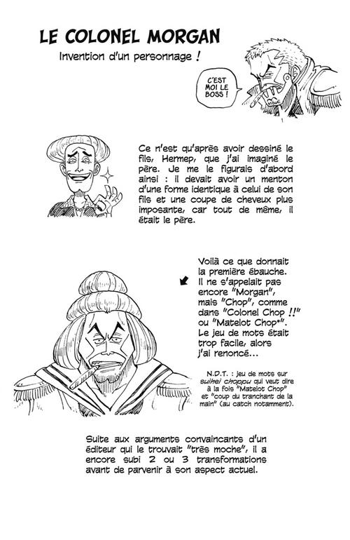 One Piece Question des Lecteurs Tome 1 Chapitre 6