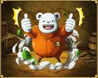 TC1003 Bepo the Martial Artist Heart Pirates