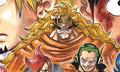 Vinsmoke Judge Manga Couleur