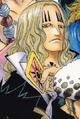 Basil Hawkins Manga Dos Años Después Color