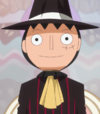 Brook Luffy Mask