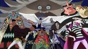 Los Piratas de Barbanegra despues del episodio 485