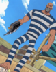 Morgan Prisoner Outfit