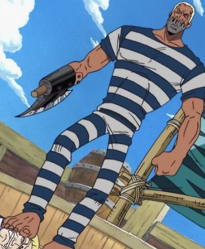 Morgan Prisoner Outfit